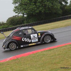 JPR UVio Triumph From Adversity & Torrential Rain at Snetterton
