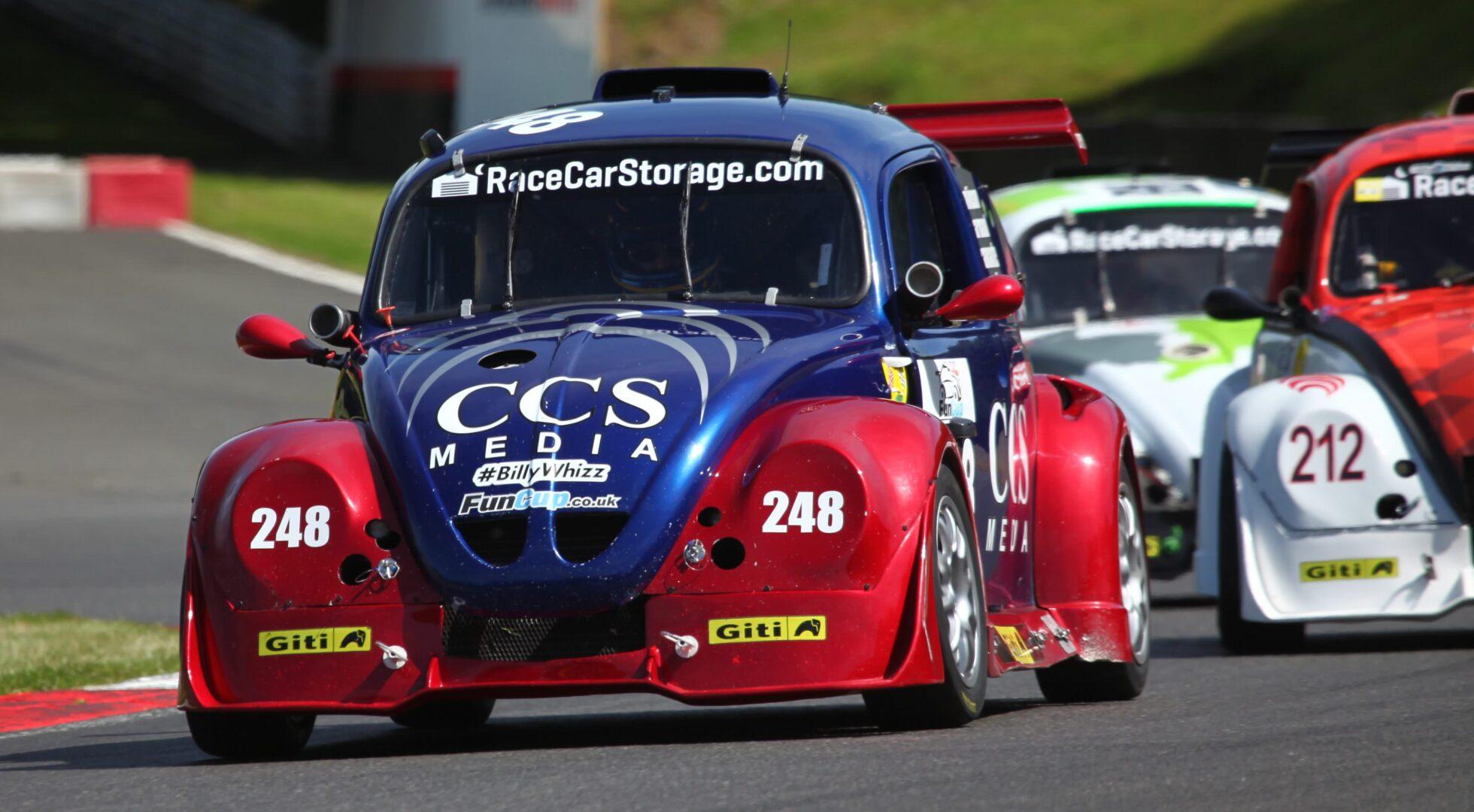248 – CCS Media Racing