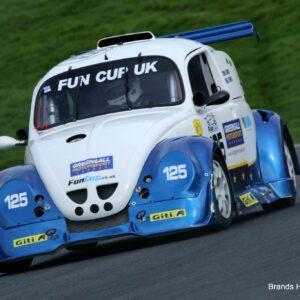 125 – Greensall Motorsport