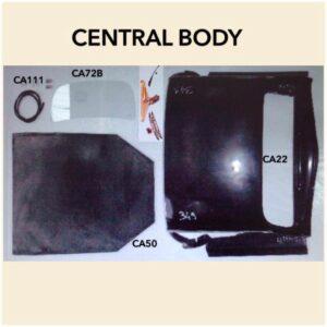 Centre Body Cell