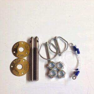 Bonnet Pins – New Type