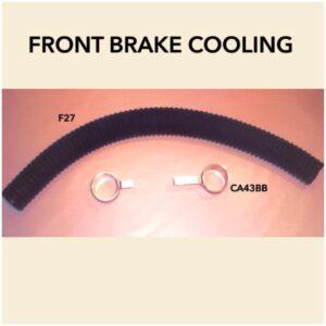 Brake Duct Hose – 75mm per metre