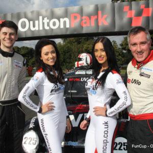 JPR UVio Prove Unstoppable at Oulton Park