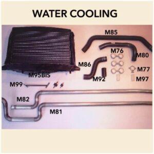 Brace Water Radiator