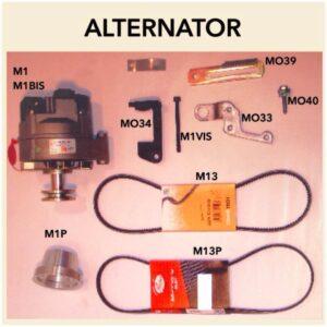 Alternator Bracket To Block