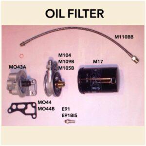 Metal Oil Filter Housing Gasket