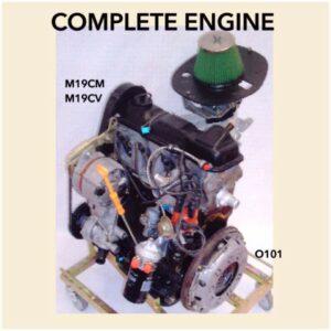 Engine Complete
