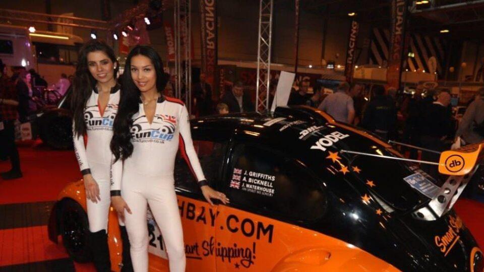 Visit Us at the Autosport Show 2017