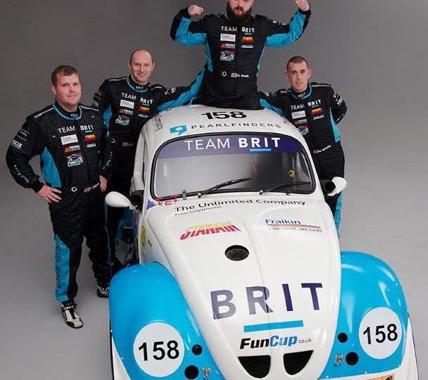 Team Brit Look Forward to a Great Season