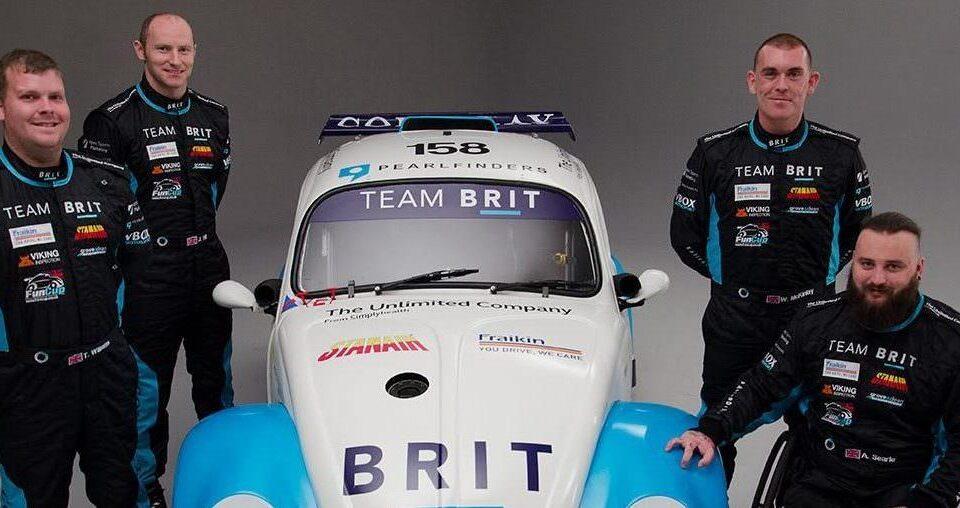 Disabled Fun Cup Team Aim for Le Mans