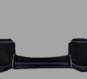 Lower Front Splitter (black)