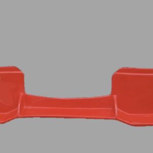 Lower Front Splitter (red)