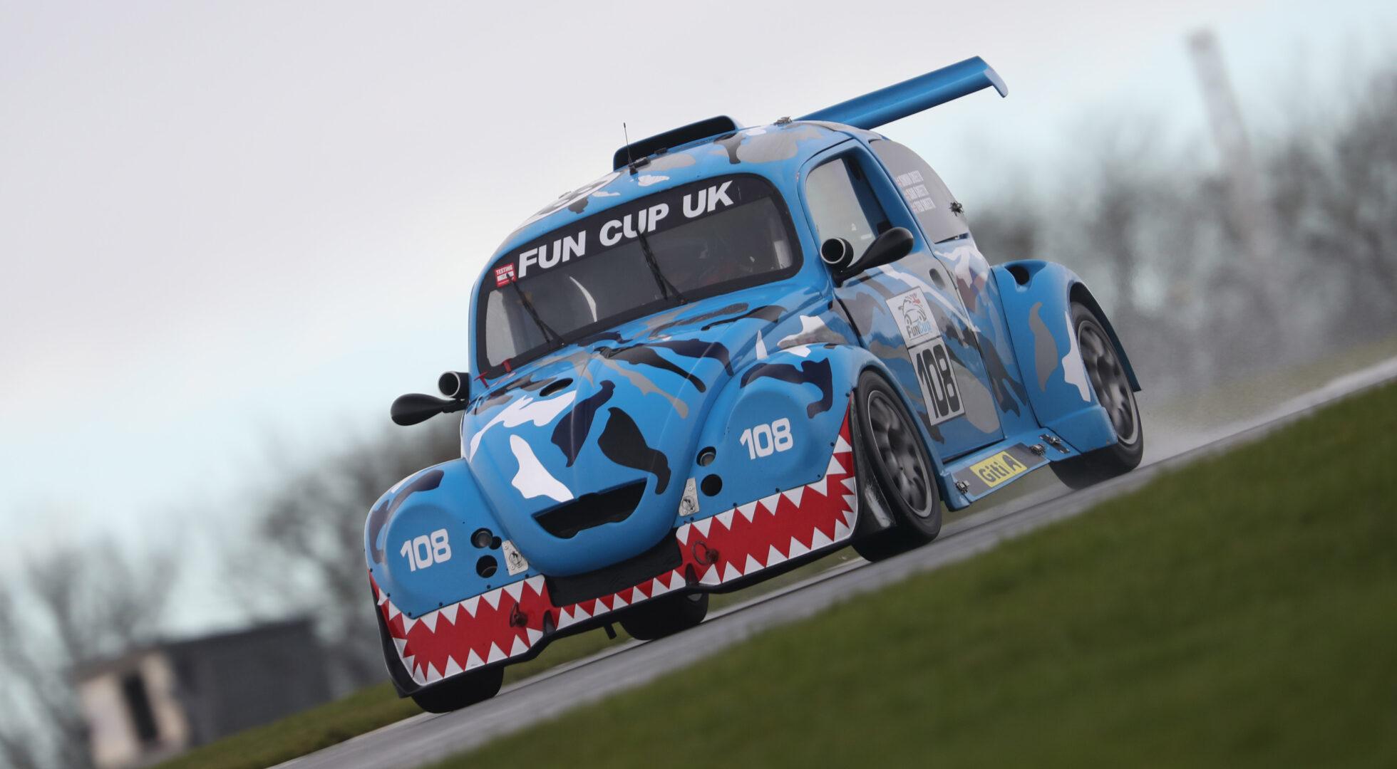 108 – Greensall Motorsport
