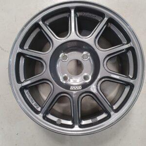 Front Alloy Wheel (Met Grey)