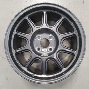 Rear Alloy Wheel (Met Grey)