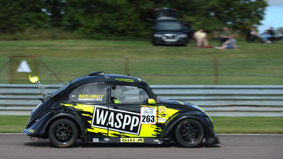 Shepherd & Worthington Give Team 7 Wassp Maiden Victory