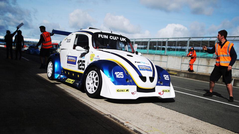 Greensall Motorsport Announce 3 Car Line-Up For 2021 Season