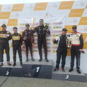 UVio Hofmann's Consolidate Championship Lead